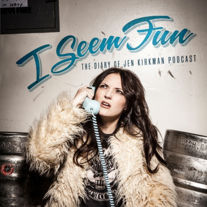 Jen Kirkman @ STAND-UP LIVE - I SEEM FUN PODCAST TAPING - Phoenix, AZ