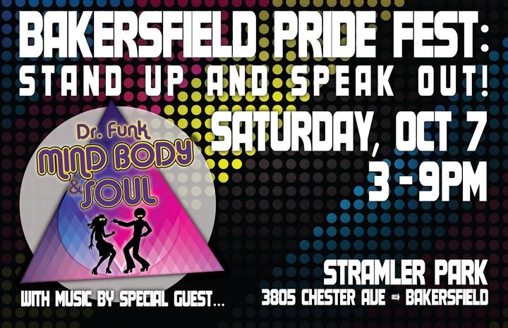 Mind Body & Soul Band @ Stramler Park  - Bakersfield, CA