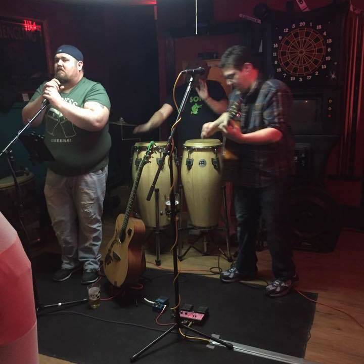The Woodchips @ 2017 Make A Wish Pig Roast @ Beckville Gun Club - Cressona, PA