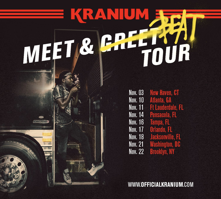 Kranium @ Luxurious Event Center - Fort Lauderdale, FL