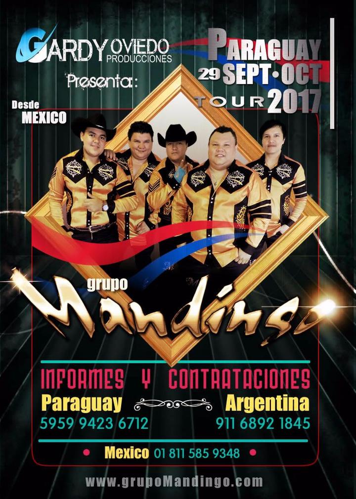 Grupo Mandingo @ Capitán Bado Fiesta Patronal - Pilar, Paraguay