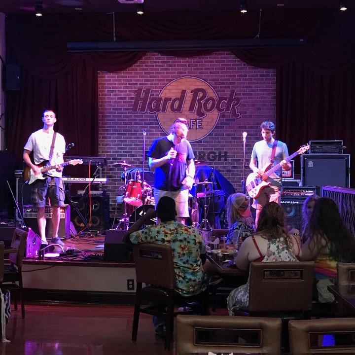 Keystone Vibe @ Diesel Club Lounge - Pittsburgh, PA