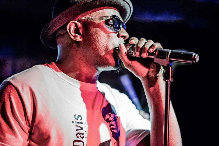 D- Soul Davis ft. Art Of Soul @ Legendary Bar and Lounge - Waco, TX