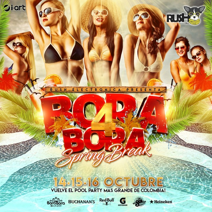 Juantrack @ Hotel Bora Bora  - Melgar, Colombia