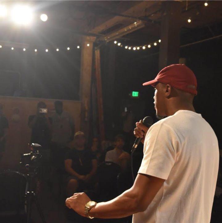 Rvy. Poetry @ ArtShareLA - Los Angeles, CA