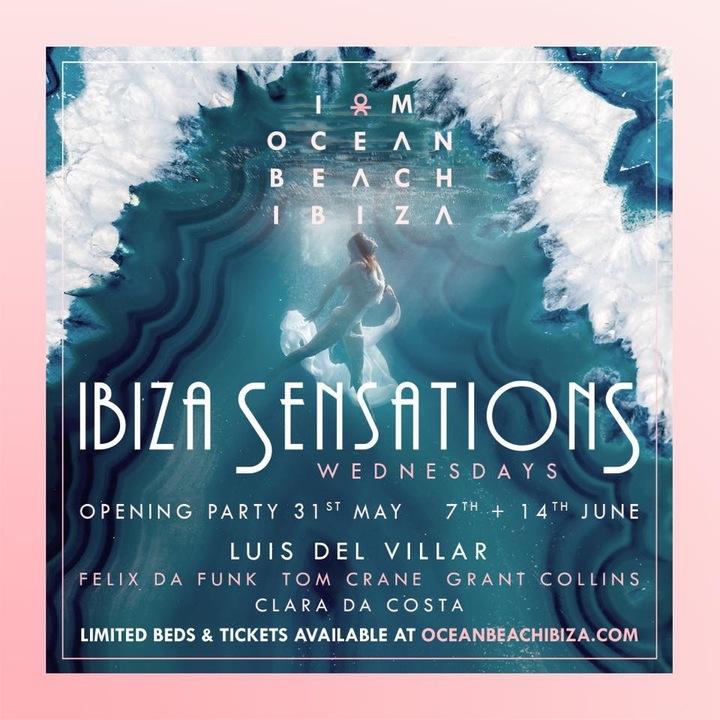 Felix da Funk @ Ocean Beach Ibiza - Sant Antoni De Portmany, Spain
