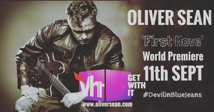 Oliver Sean @ Vh1 India - Mumbai, India