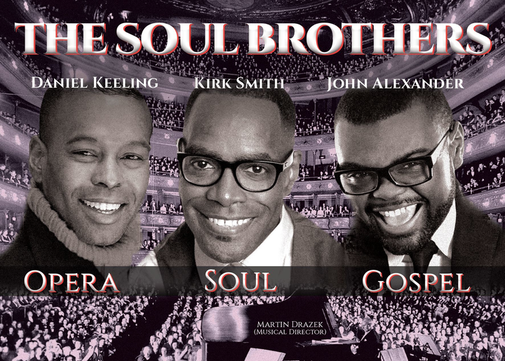 The Soul Brothers @ The Soul Brothers Christmas - Greifenstein, Germany