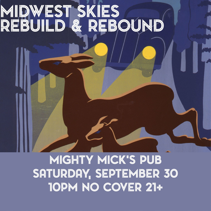 Midwest Skies @ Mighty Mick's Pub - Crown Point, IN