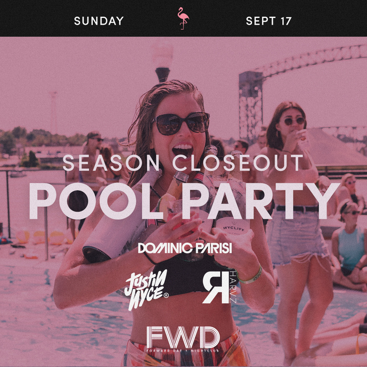 Justin Nyce @ FWD Pool - Cleveland, OH