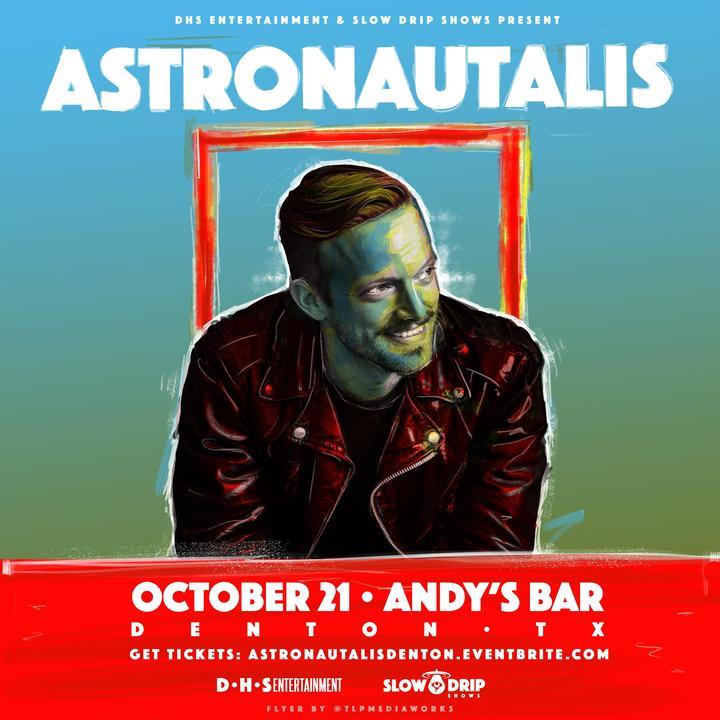 Astronautalis @ Andy's Bar - Denton, TX
