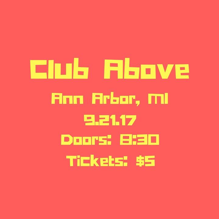 Joey Aich @ Club Above - Ann Arbor, MI