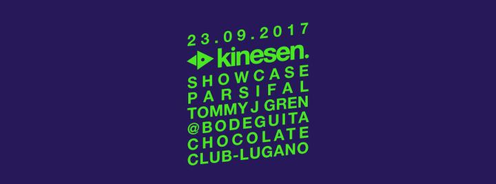 Tommy J Gren @ Choco-Late Club - Lugano, Switzerland