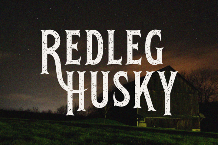 Redleg Husky Tour Dates