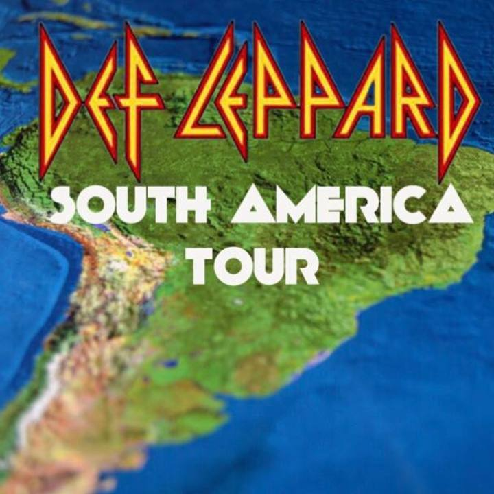Def  Leppard Viva Hysteria Tour and More Tour Dates