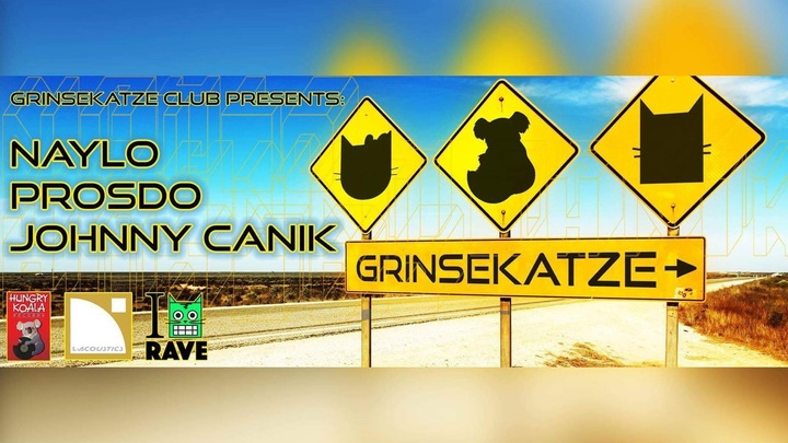 Prosdo @ Grinsekatze Club - Munich, Germany