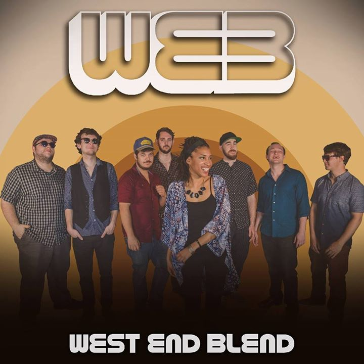 West End Blend @ Funk 'n Waffles Music Hall - Rochester, NY