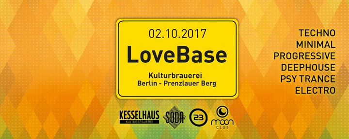 Prosdo @ Lovebase Kulturbrauerei - Berlin, Germany