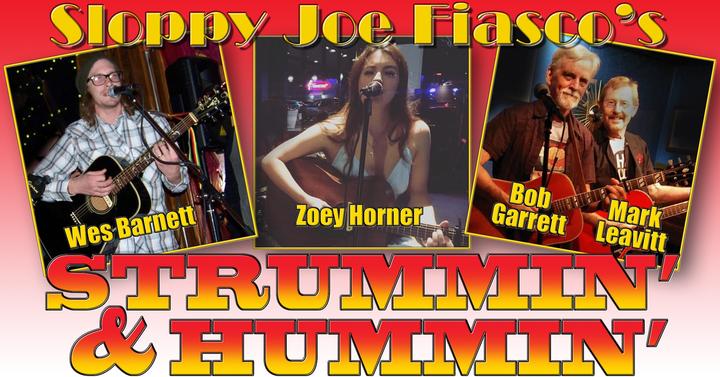 Sloppy Joe Fiasco @ Centennial Lounge at VFW Post 577 - Tulsa, OK
