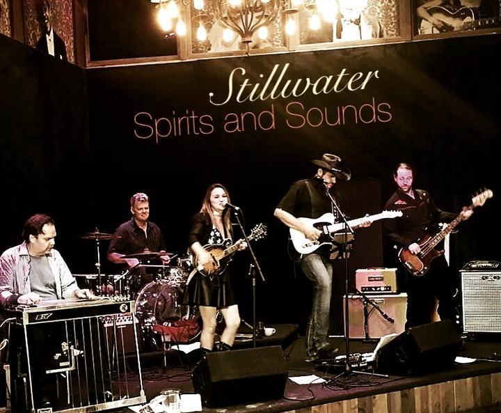 Francelle @ Stillwater Spirits And Sound - Dana Point, CA