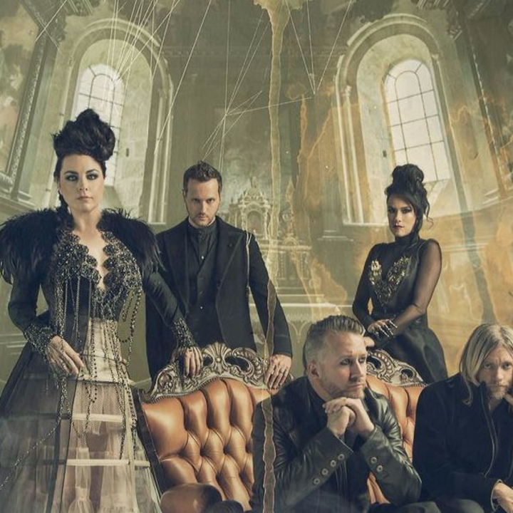 Evanescence @ Nottingham Arena - Nottingham, United Kingdom