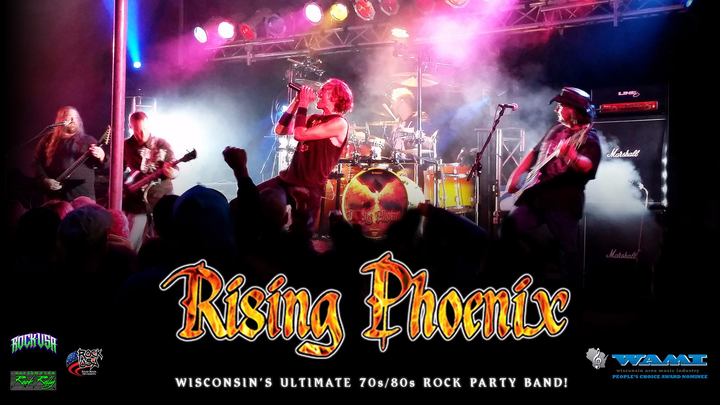 Rising Phoenix @ Backstage Bar & Grill - Fond Du Lac, WI