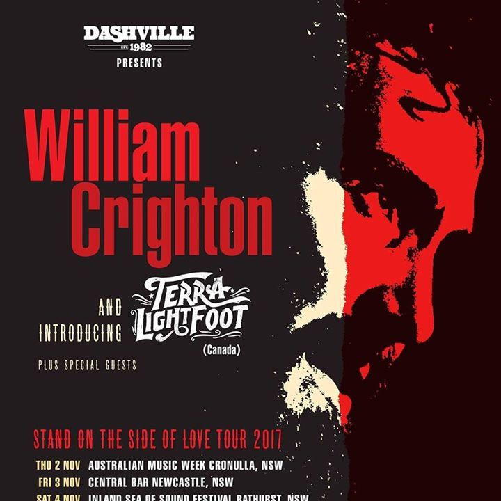 William Crighton @ Leadbelly Newtown - Newtown, Australia