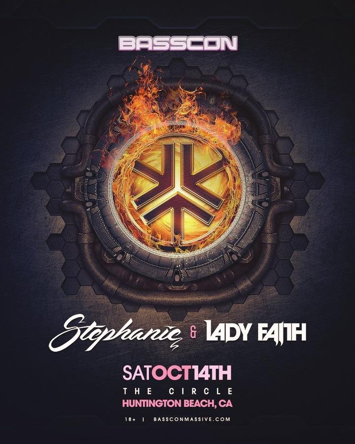 Lady Faith @ The Circle OC - Huntington Beach, CA