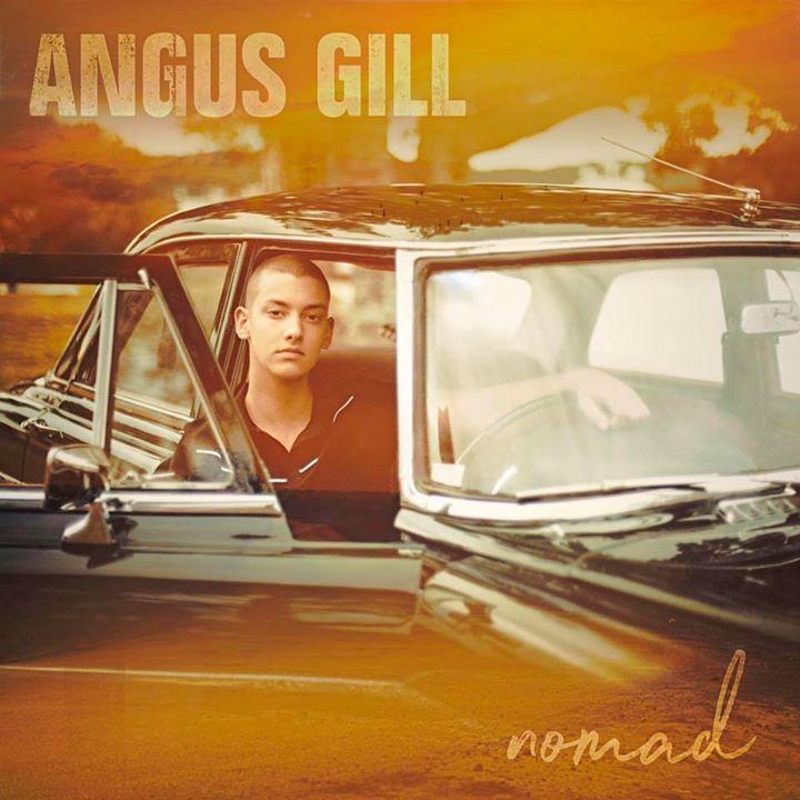 Angus Gill @ Dorrigo Folk & Bluegrass Festival - Dorrigo, Australia