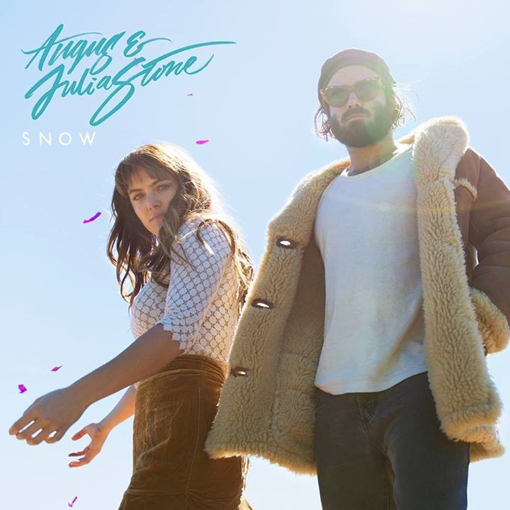 Angus and Julia Stone @ afas live - Amsterdam-Zuidoost, Netherlands
