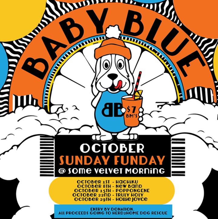 Baby Blue Tour Dates