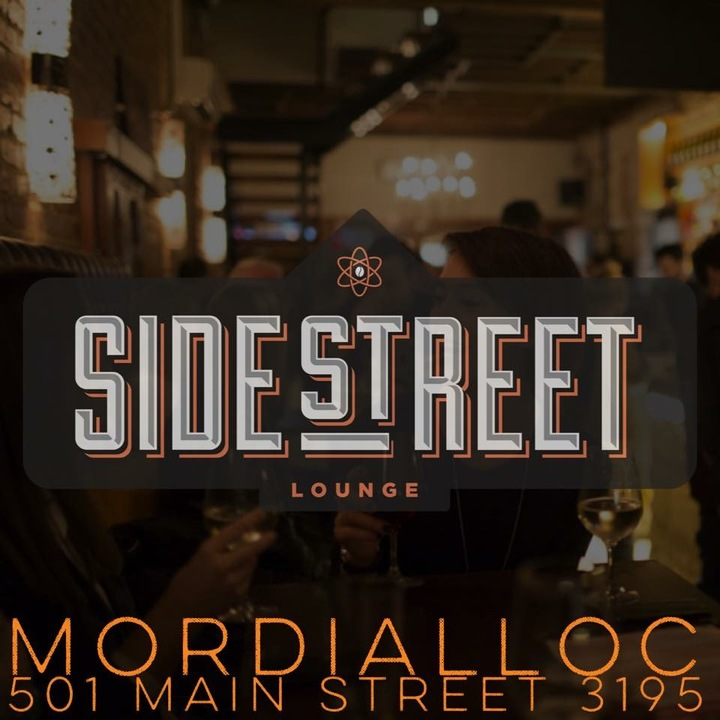 Nathan Schifferle @ Side Street Lounge - Melbourne, Australia
