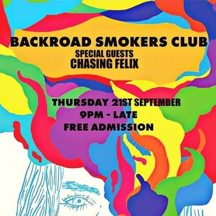 Backroad Smokers Club @ The Bowery Rathmines  - Dublin, Ireland