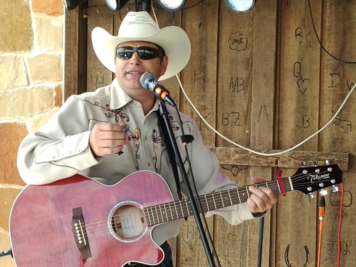 Mark Randall Band @ Reba's Upper Deck - Round Top, TX