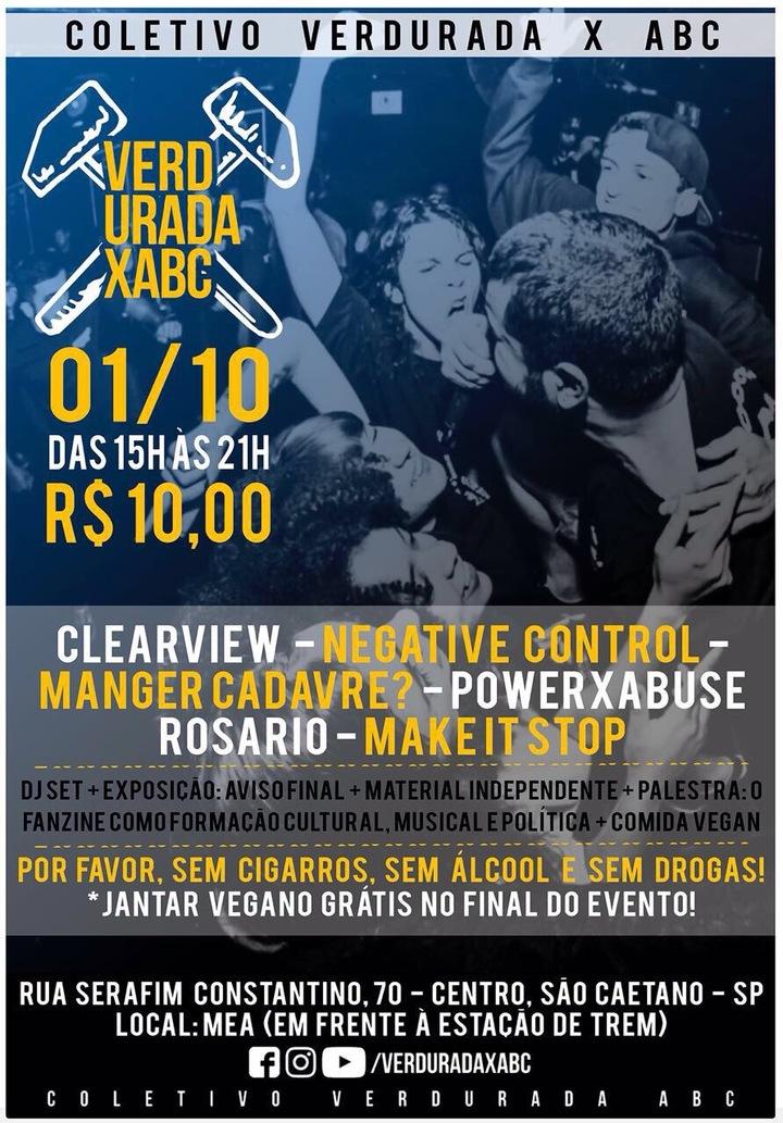 Clearview Np @ MEA - São Caetano Do Sul, Brazil