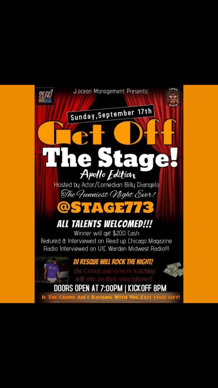 Zae Connie @ Stage773 - Chicago, IL