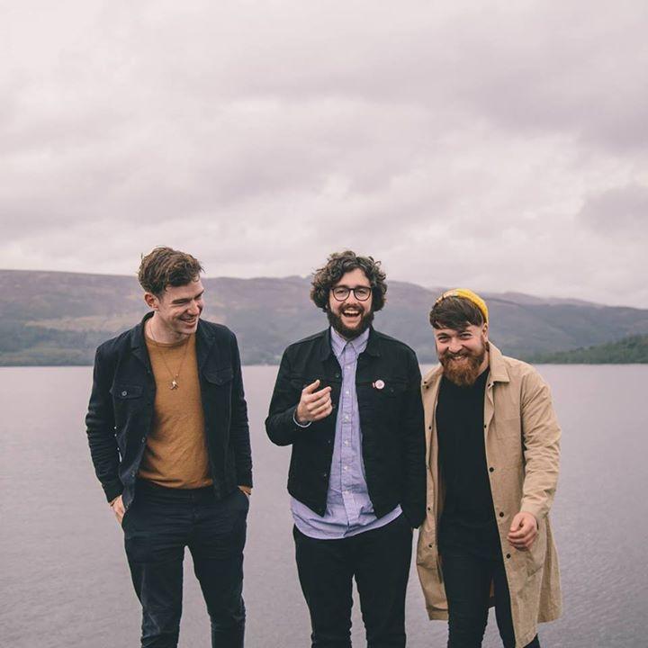 Fatherson @ I Am An Island @ The Art School - Glasgow, United Kingdom