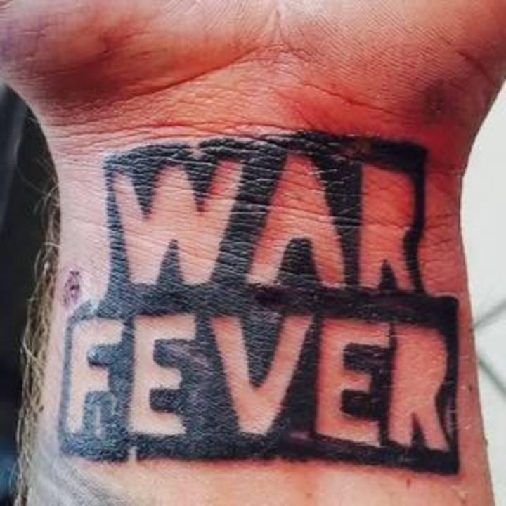 War Fever @ Brick By Brick - San Diego, CA