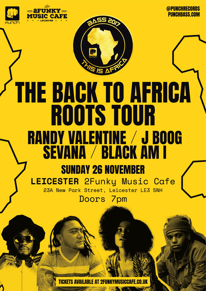 J Boog @ 2Funky Music Cafe - Leicester, United Kingdom