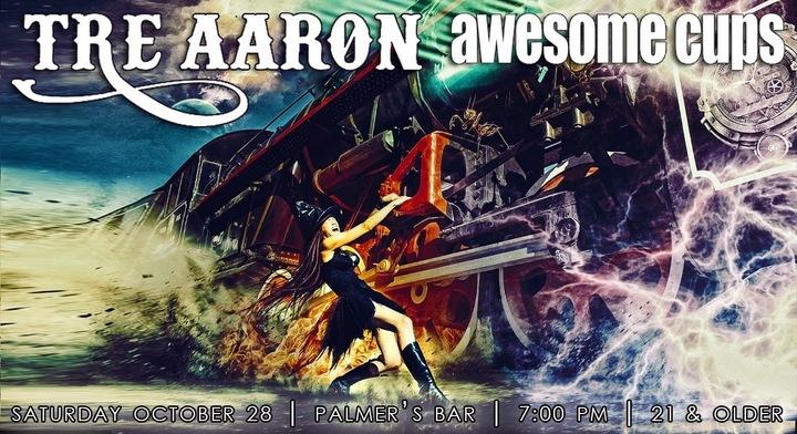 Tre Aaron @ Palmer's Bar - Minneapolis, MN