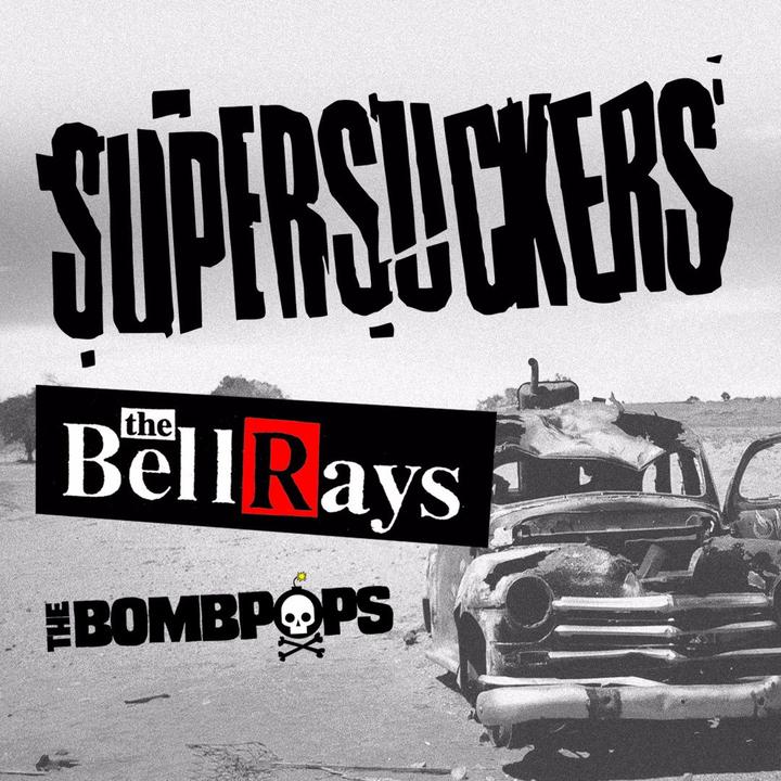 Supersuckers @ Pappy & Harriet's - Pioneertown, CA