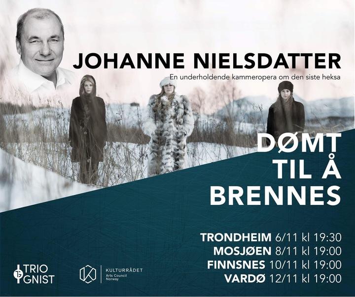 Stine Mari Langstrand @ Finnsnes Kulturhus - Finnsnes, Norway
