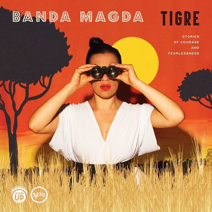 Banda Magda @ Port City Music Hall - Portland, ME