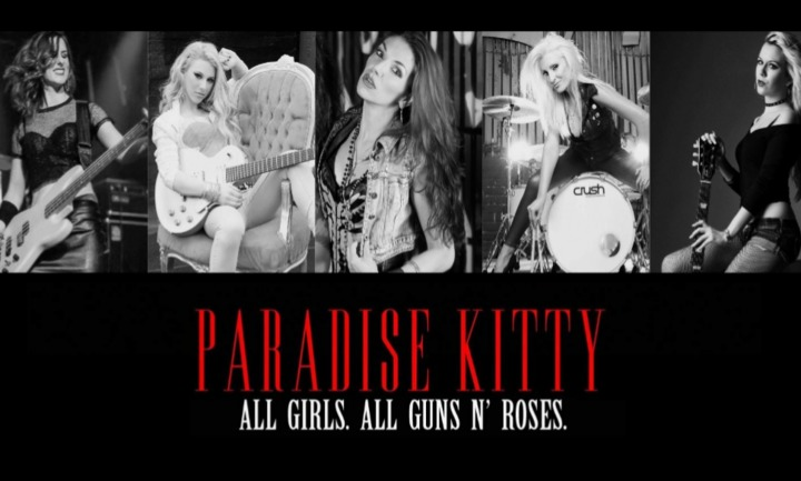 Paradise Kitty - Gn'R Tribute @ Hollywood Lanes - Dormont, PA