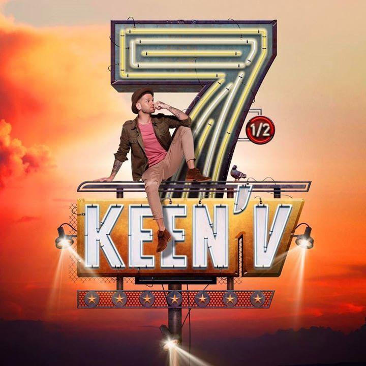 Keen'V Tour Dates