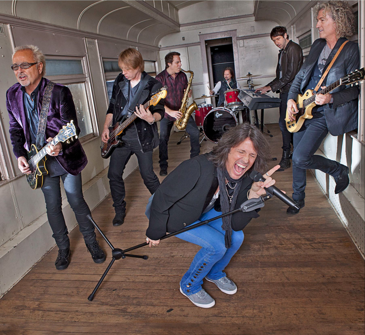 Foreigner @ The Palace Theatre - Greensburg, PA