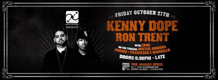 Kenny Dope @ MAGIC STICK - Detroit, MI