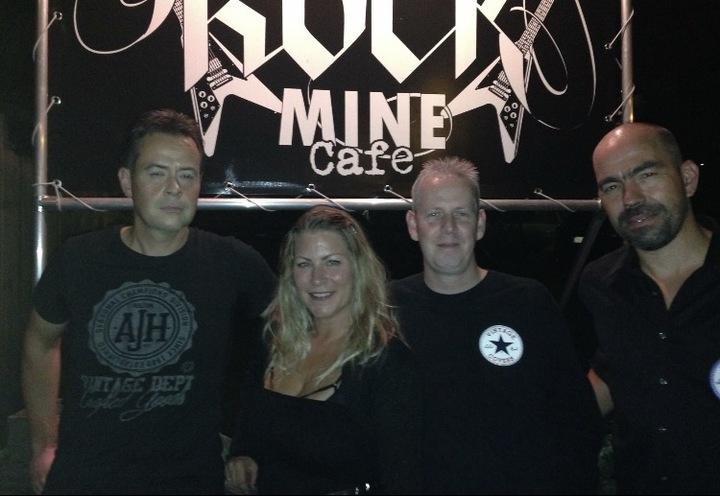 VINTAGE SOLID ROCK @ Stoba - Echt, Netherlands
