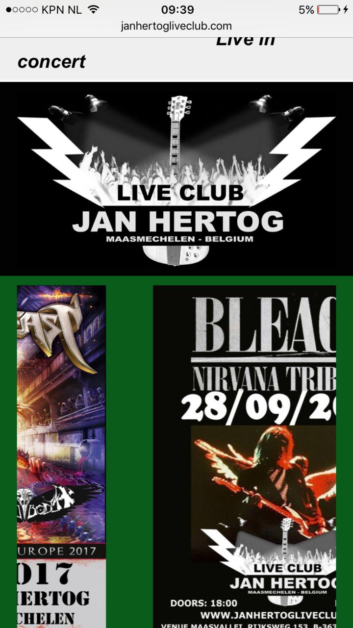 VINTAGE SOLID ROCK @ Jan Hertog - Maasmechelen, Belgium
