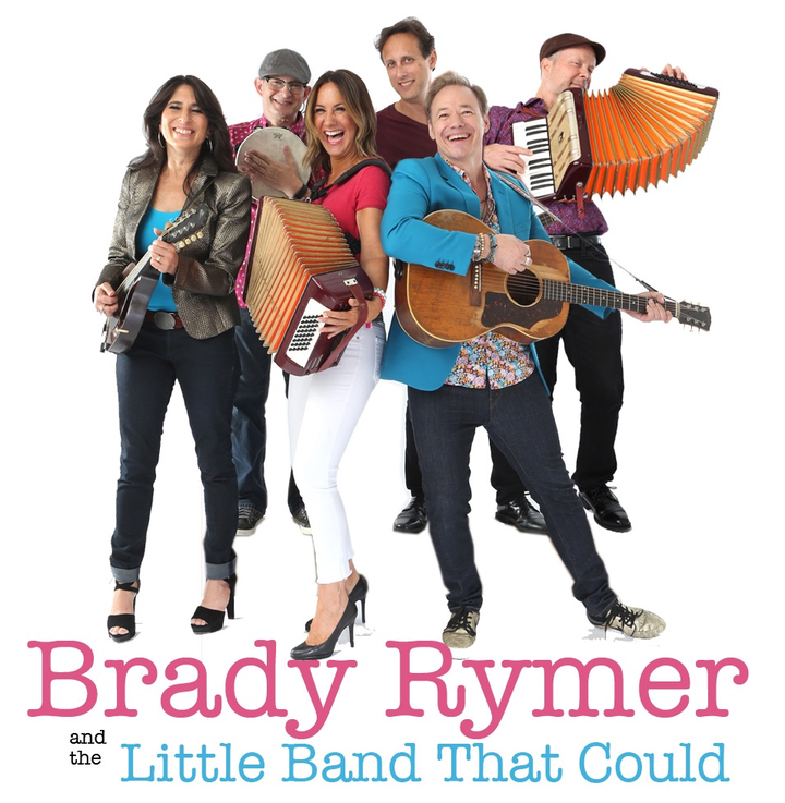 Brady Rymer & The Little Band That Could @ David Rubenstien Atrium At Lincoln Center - New York, NY